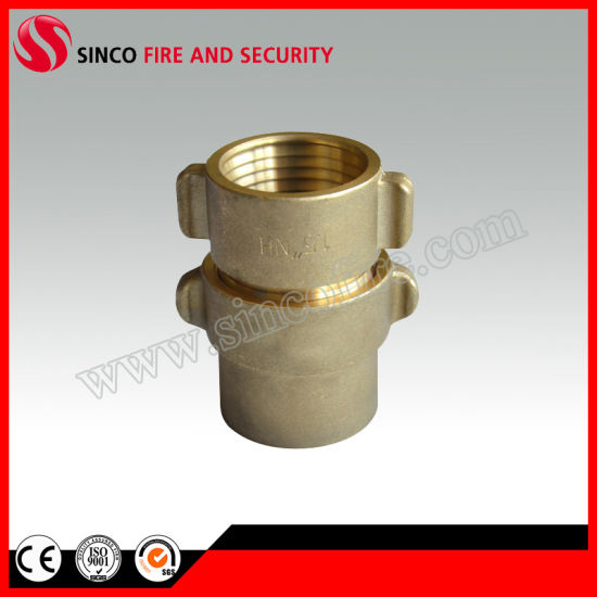 "1-1/2"" Nh/Nst Fire Hose Couplings Male & Female"
