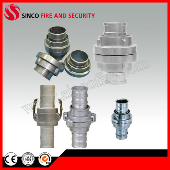 Types of Fire Hose Couplings for Fire Hose