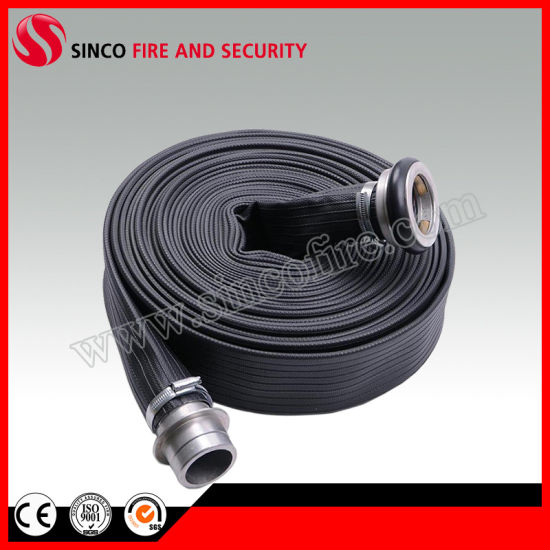 Fire Hose and Fittings for Home Used