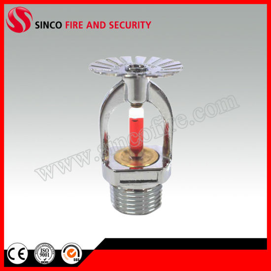 Security System Automatic Fire Fighting Sprinkler
