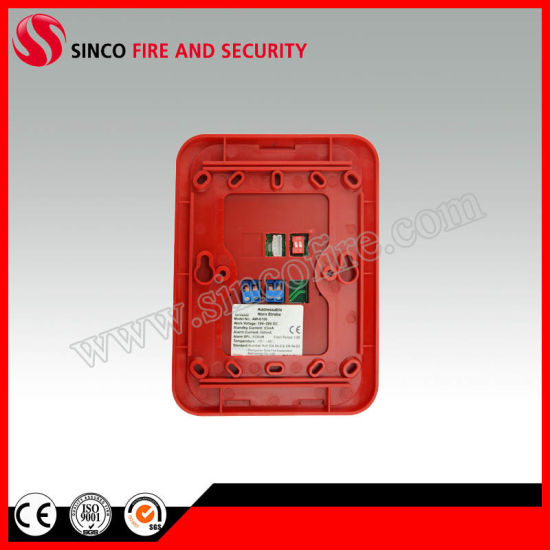 Sounder Strobe Light for Conventional Fire Alarm System