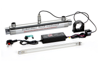 New Designed UV25W with Timer & UV Intensity Monitor