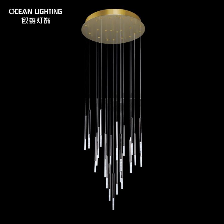 Luxury Interior Decorating Lights Home Decor Ceiling Lighting Decorative indoor Chandeliers Indoor Pendant Lamp