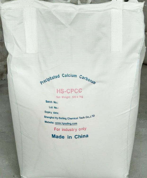 Food grade Precipitated Calcium Carbonate exported to Vietname- For cigarette paper mill