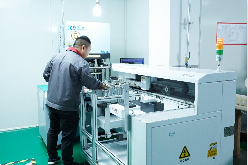 Automatic E-testing machine自动测试机-1