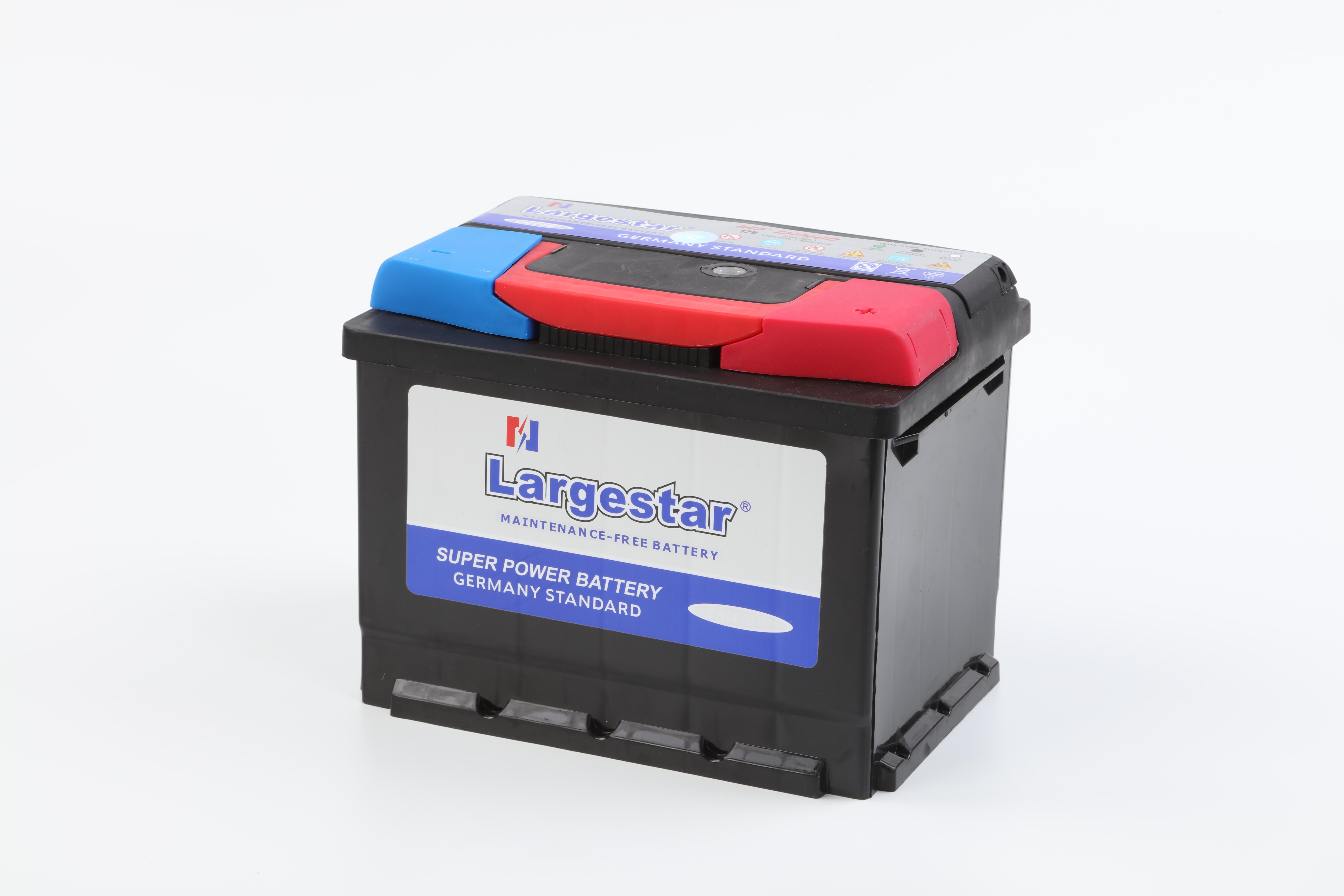 MF DIN60 Automotive 12V Maintenance Free Car Battery