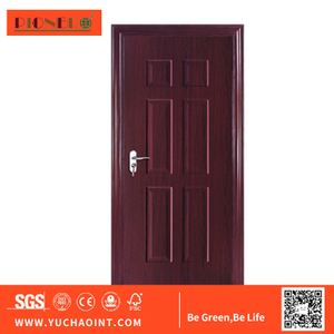 Wood HDF Molded Melamine Faced Door Skin
