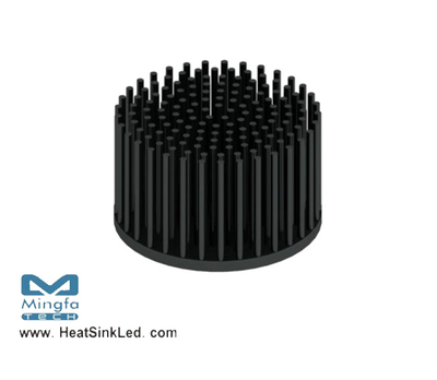 GooLED-LUS-8665 Pin Fin Heat Sink Φ86.5mm for Lustrous