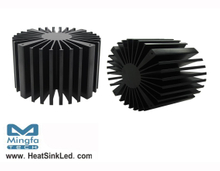 SimpoLED-LUN-160150 for Luminus Xnova Modular Passive LED Cooler Φ160mm