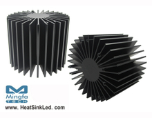 SimpoLED-TRI-135100 for Tridonic Modular Passive LED Cooler Φ58mm