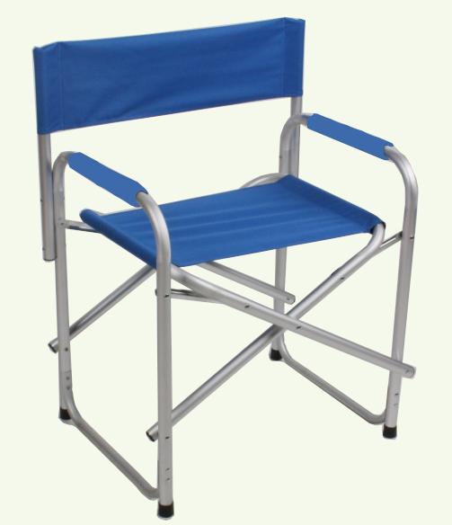 Alu. Frame Folding Director Chair