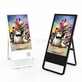 43 inch Non-touch Screen floor standing digital signage Information checking kiosk advertising Digital Signage