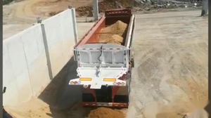 Customizing 3 Axle Conveyor Belt Trailer (Self-unloading Trailers Stainless Steel - Aluminum Optional 30m3)