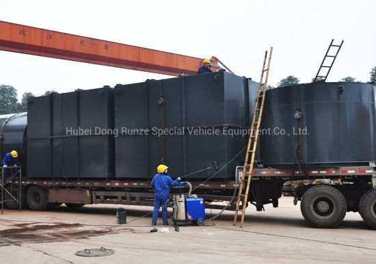 Pickling Tank LLDPE Lined Can Customizing for Acid Washing Metal Pool (Electrolytic Cell Polishing Metal Tank)