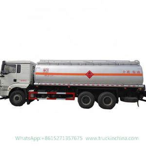 Shacman Road Tanker for Petroleum Oil, Gasoline, Petrol, Diesel Transport 20000L -27, 000liters