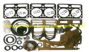6610-K1-9901 Upper gasket kits Komatsu Cummins NH220 engine parts D85A-21