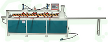 automatic finger joint assembling machine