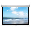 150'' 4:3 Manual Projection screen -Wall or Ceiling projection screen for education