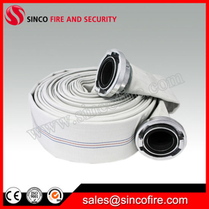 2 Inch PVC Canvas Hose Fire Hydrant Fighting Hose Pipe