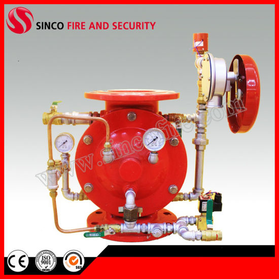 Deluge Valve for Fire Fighting Deluge Valve System
