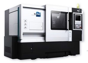 DL20MH Dalian DMTG Slant Bed Torno CNC Lathe with C axis