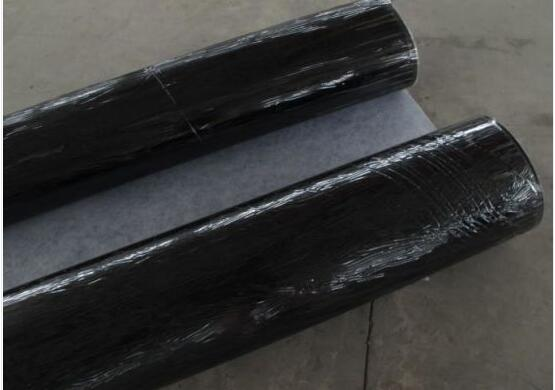 Self-Adhesive Bitumen Membrane with HDPE Top Surface