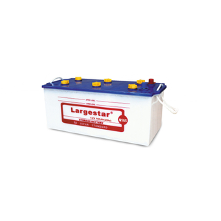 N170 12V 170AH Dry-charged Battery