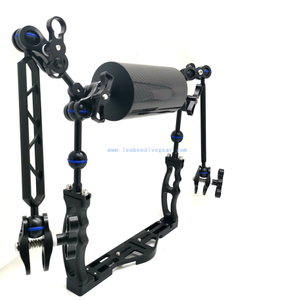 600 gram Buoyancy Underwater Carbon Fiber Float Arm Tray Package