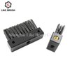 Nylon Bristle Filament Flat Nylon Oil Lubrication Brushes