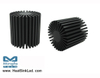 SimpoLED-EDI-8180 for Edison Modular Passive LED Cooler Φ81mm