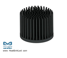 GooLED-EDI-8665 Pin Fin Heat Sink Φ86.5mm for Edison