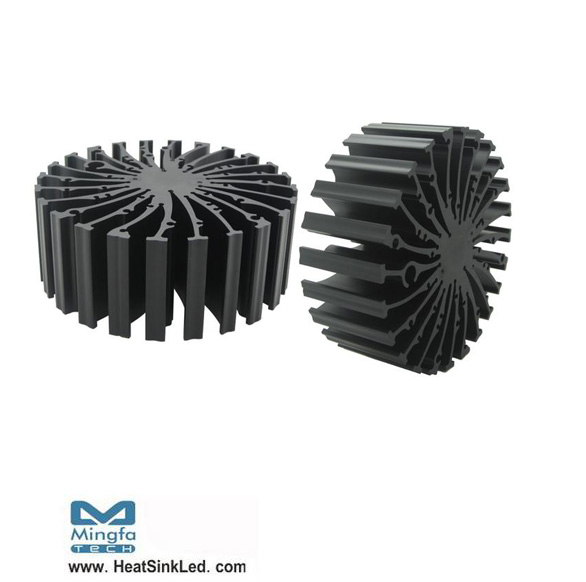 EtraLED-ADU-13050 Adura Modular Passive Star LED Heat Sink Φ130mm