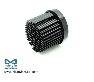 xLED-VOS-4530 Pin Fin LED Heat Sink Φ45mm for Vossloh-Schwabe