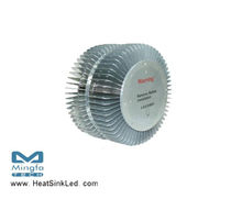 HibayLED-BRI-230126 Bridgelux Modular vacuum phase-transition LED Heat Sink (Passive) Φ230mm