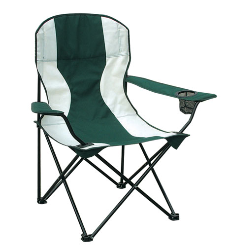 Folding Sturdy Portable Beach Chair with Cup holder