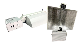 600w 1000w 120-240V controllable double ended grow light fixture