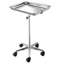 Stainless Steel Mayo Tray Medical Instrument Stand III