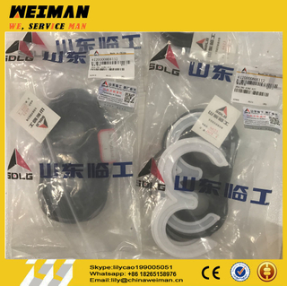 sdlg Original LG936L/LG956L Wheel loader parts seal ring kit 4120001058101