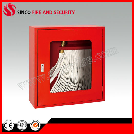 Fire Hose Reel Cabinet with Fire Extinguisher/ Fire Hose/ Fire Hose Rack