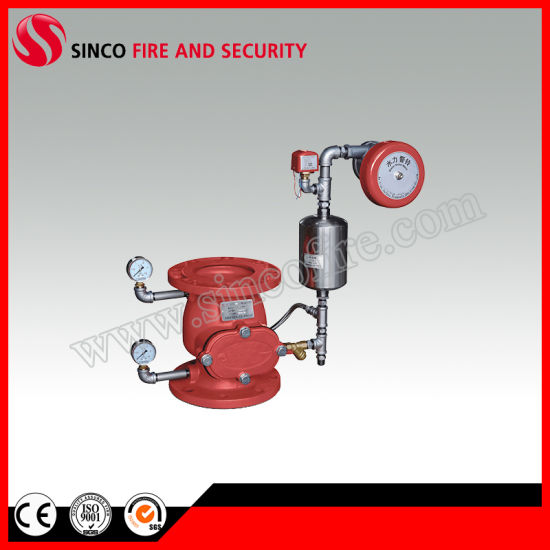 Hot Selling Wet Alarm Valve for Automatic Fire Sprinkler System