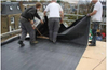 EPDM Rubber Waterproof Membrane in Thickness 1.5mm