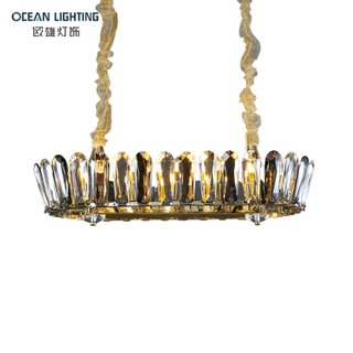 Hanging Crystal Pendant Lamp Chandelier Luxury K9 Crystal Chandeliers and Lamps Pendant Lighting