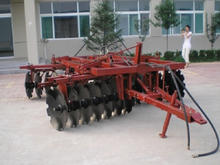 1BZD Hydraulic Disc Harrow