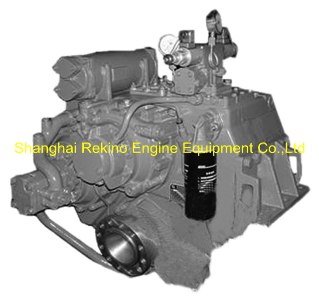 ADVANCE HCAM500 Down Angle 10° marine gearbox transmission