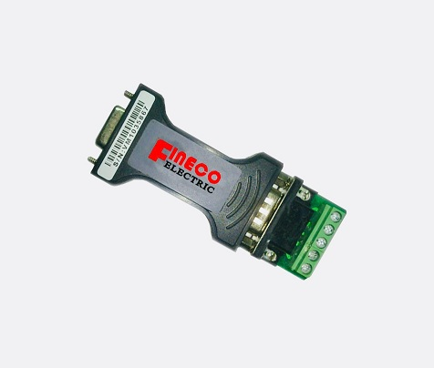Fineco-201E RS-232 / RS-422 / RS-485 Converter (port powered)