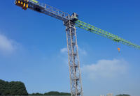 Flat-top Tower Crane PT7030-12