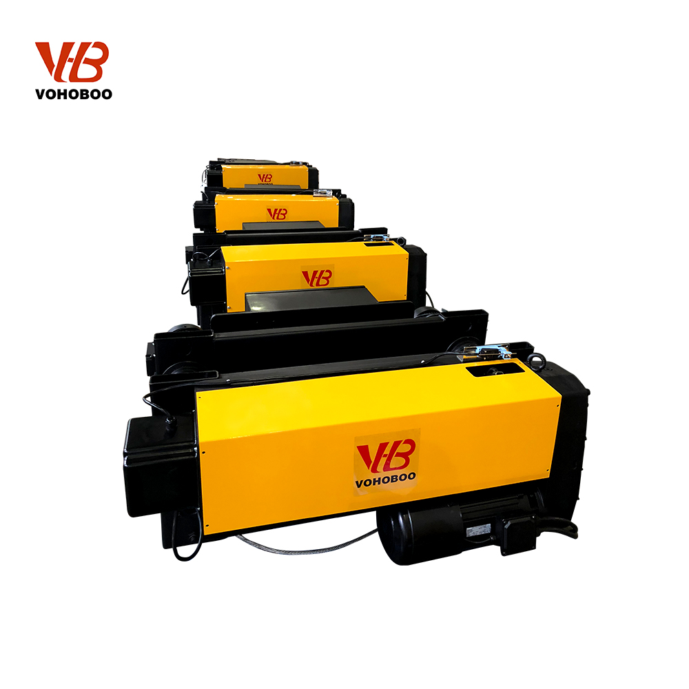 European Wire Rope Electric Crane Hoist