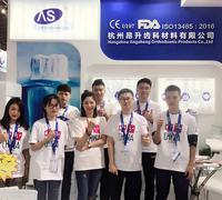 AS-orthodontics October 2018 in Shanghai China Exhibition