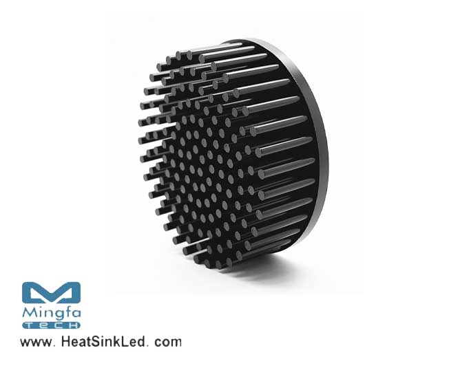 GooLED-8630 Pin Fin LED Heat Sink Φ86.5mm