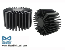 SimpoLED-SHA-160100 for Sharp Modular Passive LED Cooler Φ160mm
